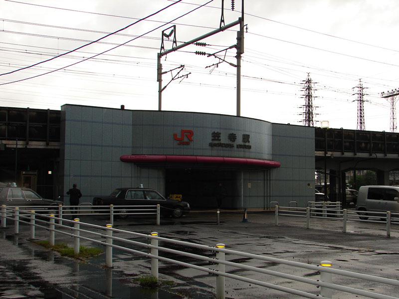 JR笠寺駅之圖